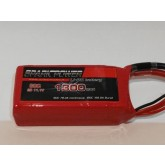 SPARK POWER   Batteria Lipo 3S 1300 mAh 11.1V 60C spina tipo XT Special for racer drone