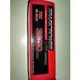 SPARK POWER   Batteria Lipo 6S 3600 mAh 22.8V 70C spina tipo EC5 HIGH VOLTAGE CELLE LIPO 4.38VOLT