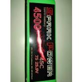 SPARK POWER   Batteria Lipo 7S 4500 mAh 25.9V 45C spina tipo EC5