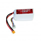 Power Pack LiPo 6S / 3600 mAh, 22,2 V, 30 C, XT-60